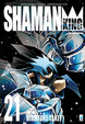 Cover of Shaman King Perfect Edition vol. 21