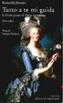 Cover of Tutto a te mi guida. L'ultimo giorno di Maria Antonietta