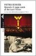 Cover of Quando il papa cercò di fermare Hitler. La vera storia dell'enciclica scomparsa di Pio XI