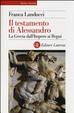 Cover of Il testamento di Alessandro