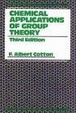 Cover of Chemical Applications of Group Theory, 3rd Edition