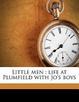 Cover of Little Men