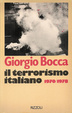 Cover of Il terrorismo italiano 1970-1978