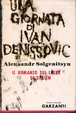 Cover of Una giornata di Ivan Denissovic
