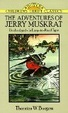 Cover of The Adventures of Jerry Muskrat