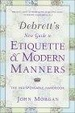 Cover of Debrett's New Guide to Etiquette and Modern Manners