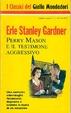 Cover of Perry Mason e il testimone aggressivo