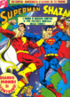 Cover of Superman contro Shazam
