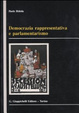Cover of Democrazia rappresentativa e parlamentarismo
