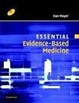Cover of Essential Evidence-Based Medicine