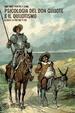 Cover of Psicologia del Don Quijote e del quijotismo