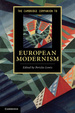 Cover of The Cambridge Companion to European Modernism
