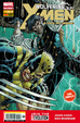 Cover of Wolverine e gli X-Men n. 17