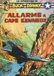 Cover of Le Avventure di Buck Danny: Allarme a Cape Kennedy!