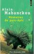 Cover of Mémoires de porc-épic