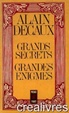 Cover of Grands secrets, grandes énigmes