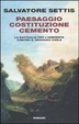 Cover of Paesaggio costituzione cemento