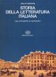 Cover of Storia della letteratura italiana. Dall'Ottocento al Novecento