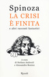 Cover of La crisi è finita