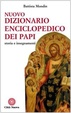 Cover of Dizionario enciclopedico dei papi