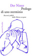 Cover of Prologo di uno sterminio