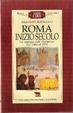 Cover of Roma inizio secolo