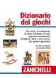 Cover of Dizionario dei giochi