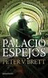 Cover of El palacio de los espejos