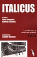 Cover of Italicus