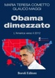 Cover of Obama dimezzato