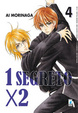 Cover of 1 segreto x 2 Vol. 04