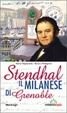 Cover of Stendhal il milanese di Grenoble
