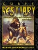 Cover of GURPS Bestiary