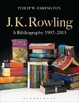 Cover of J.K. Rowling: A Bibliography 1997-2013