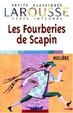 Cover of Les Fourberies De Scapin