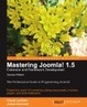 Cover of Mastering Joomla! 1.5 Extension and Framework Development