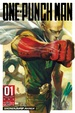 Cover of One-Punch Man, Vol. 1