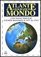Cover of Atlante geografico del mondo