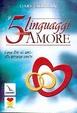 Cover of I cinque linguaggi dell'amore