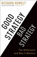 Cover of Good Strategy Bad Strategy