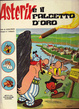 Cover of Asterix e il falcetto d'oro