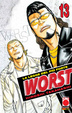 Cover of Worst Vol. 13