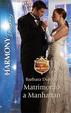 Cover of Matrimonio a Manhattan
