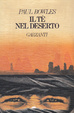 Cover of Il tè nel deserto