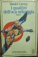 Cover of I quattro dell'oca selvaggia