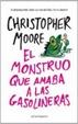 Cover of El monstruo que amaba a las gasolineras