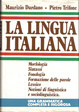 Cover of La lingua italiana