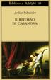 Cover of Il ritorno di Casanova
