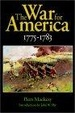Cover of The War for America, 1775-1783