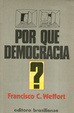 Cover of Por que democracia?